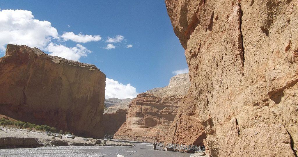 Upper Mustang Trekking image view