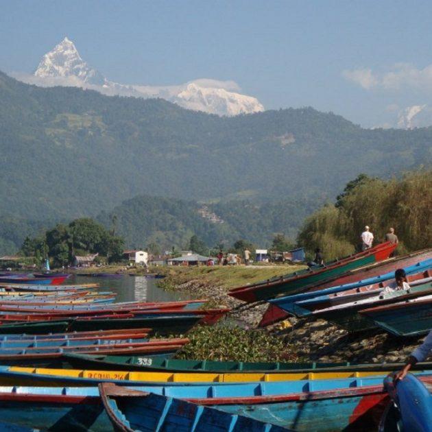 Pokhara Day Tour Sightseeing
