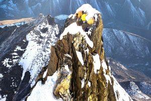 Ama Dablam peak climbing / Expedition