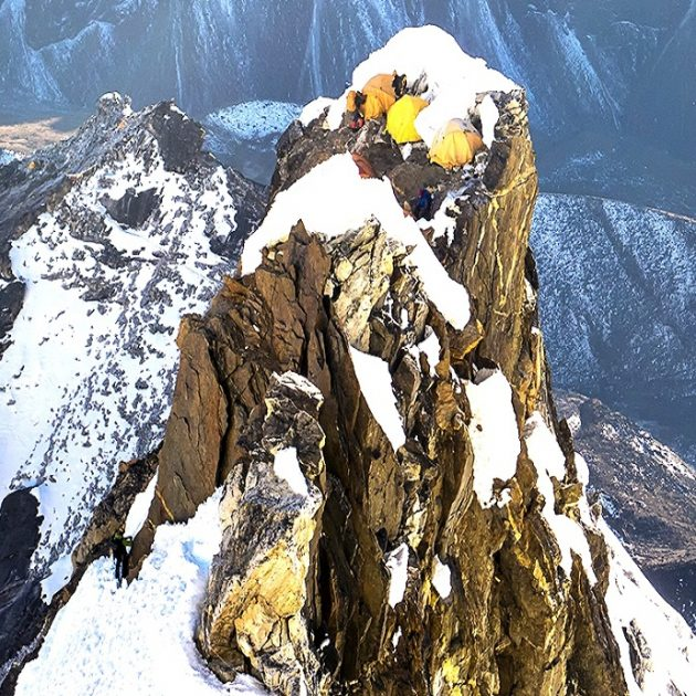 Ama Dablam peak climbing / Expedition