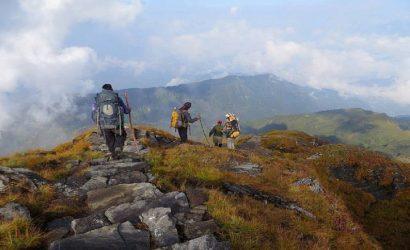 Badimalika trekking