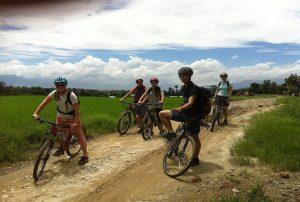 kathmandu valley mountain bike tour