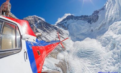 Everest Base Camp Helicopter Tour from Kathmandu
