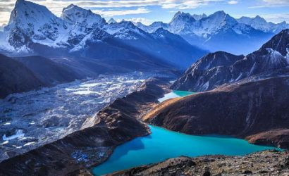 Everest Base Camp Gokyo Lake & Ri Trek