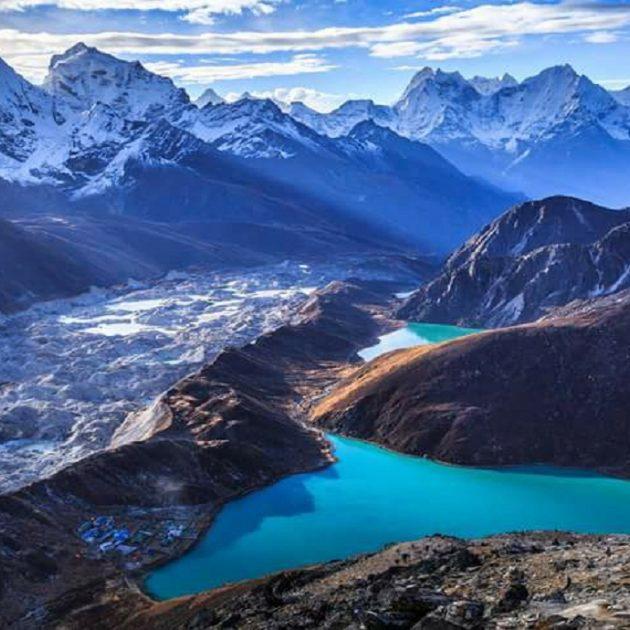 Everest Gokyo Lake Trek / Gokyo Ri Trekking