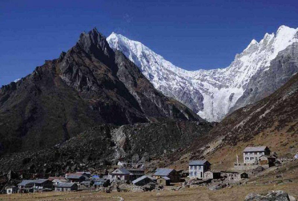 Helambu region Trekking