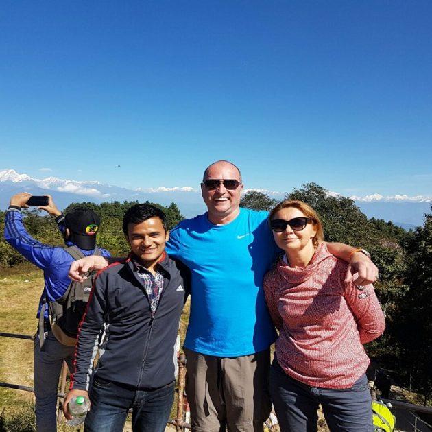 Nagarkot Day Hiking