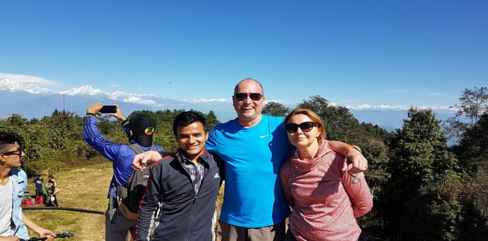Nagarkot Day Hiking