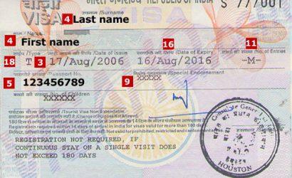 India Visa Info