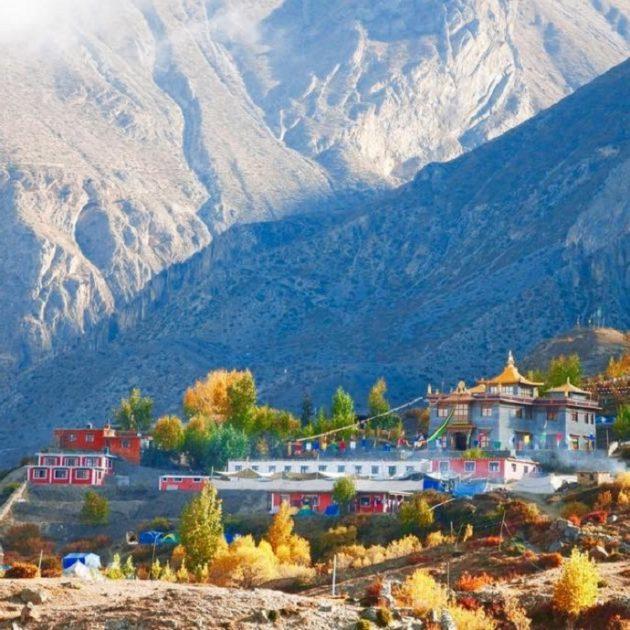 Jomsom Muktinath tour trekking