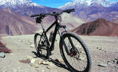 Jomsom Pokhara Mountain Biking