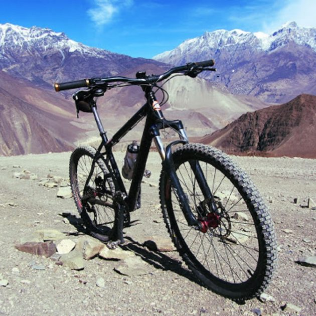 Jomsom Pokhara Mountain Biking