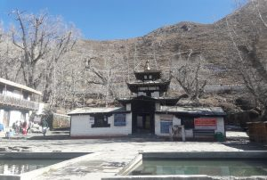 Jomsom Muktinath Temple 3710m in Mustang District