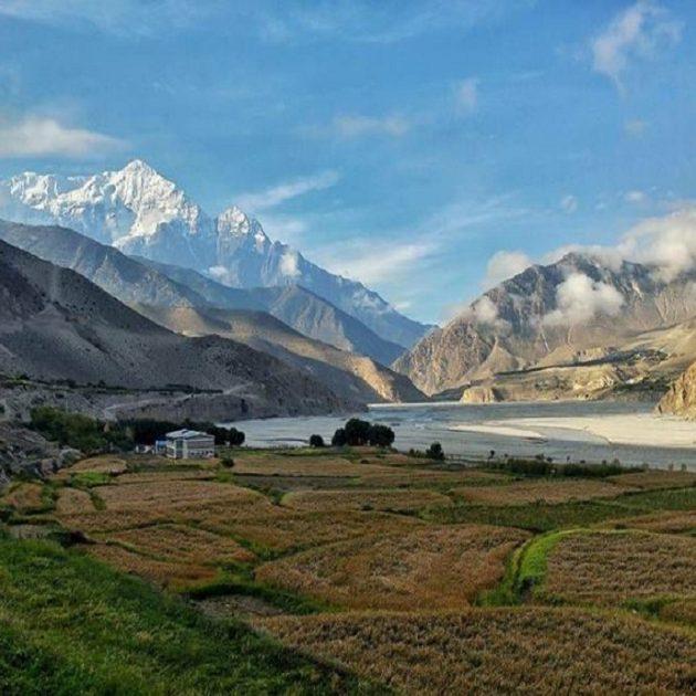 Kali Gandaki Trekking