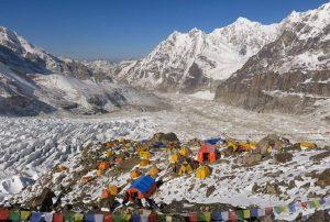 Kanchenjunga Base Camp Trekking