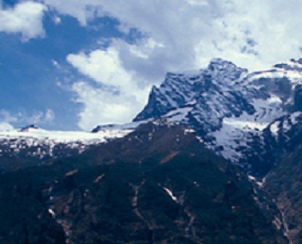 Kwandge Peak climbing expedition