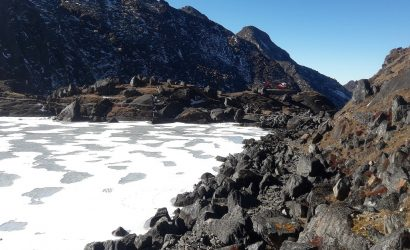 Langtang Gosaikunda lake helicopter tour Sightseeing