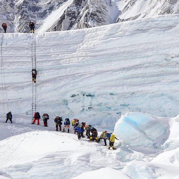 Mount Everest Expedition (Climb Mount Everest/Sagarmatha)
