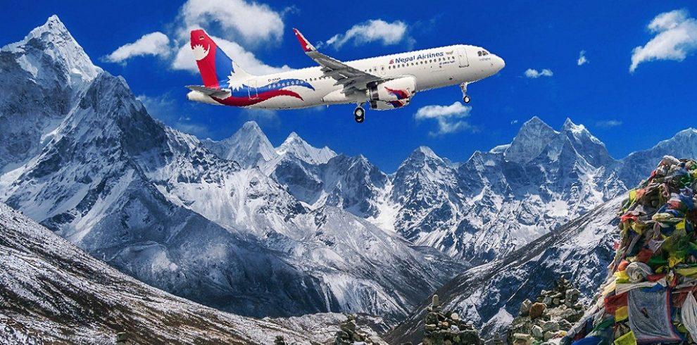 Everest Experience Mountain Flight Everest Mountain flight