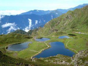 Panch Pokhari trek
