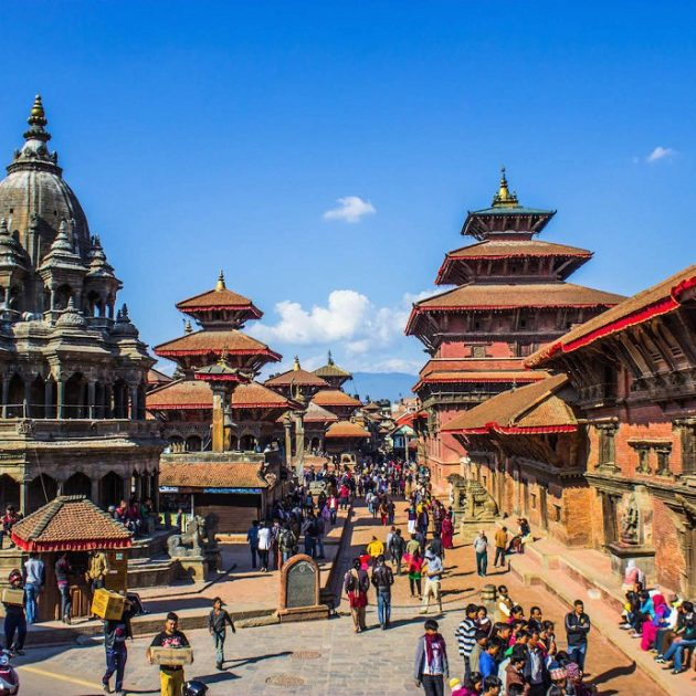Patan Tour Sightseeing