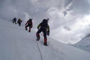 Pokhalde Peak Climbing