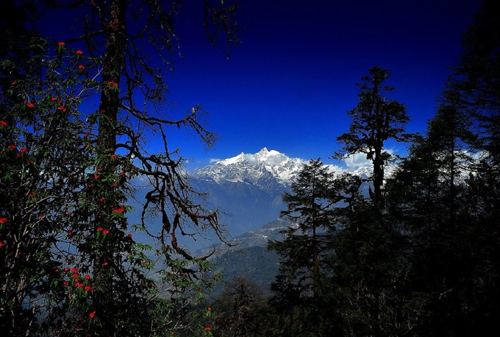 Round Manaslu Trek in Nepal
