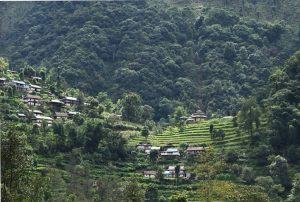 Tapethok, Kanchenjunga North Base Camp trek,