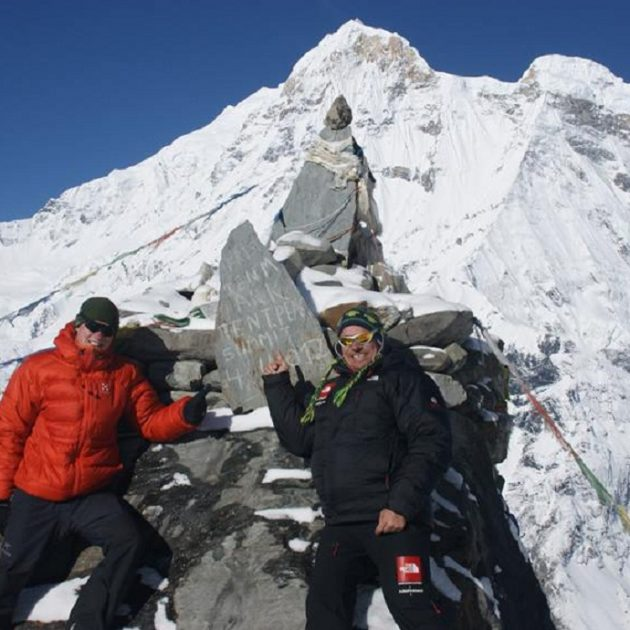 Tharpu Chuli (Tent) Peak Climbing expedition