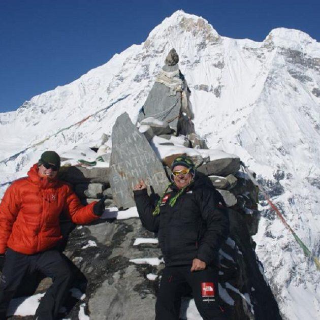 Tharpu Chuli (Tent) Peak Climbing expedition