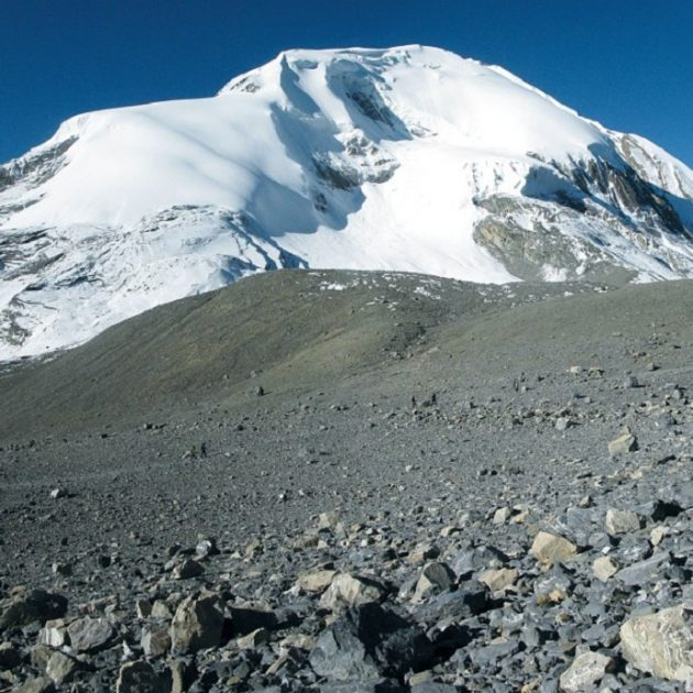 Thorong Peak Climbing Expedition