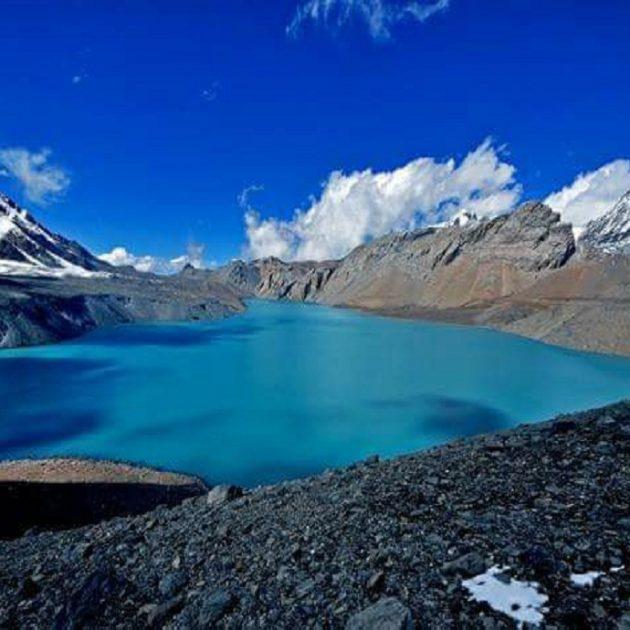 Tilicho Lake trekking in Nepal