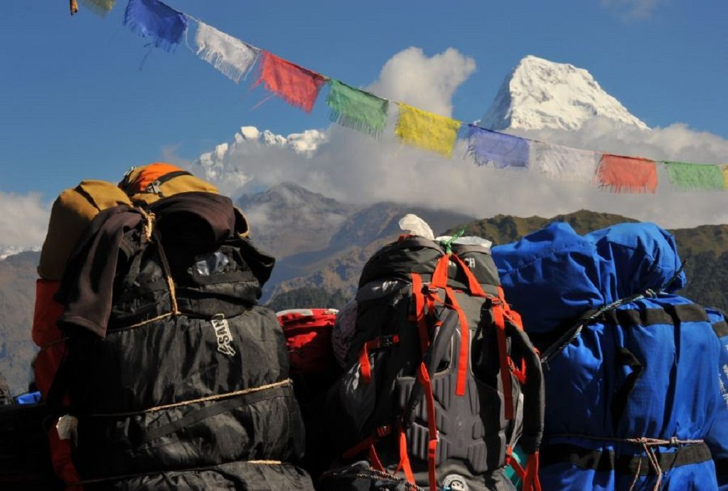 Ghorepani Poon Hill Trekking view picture