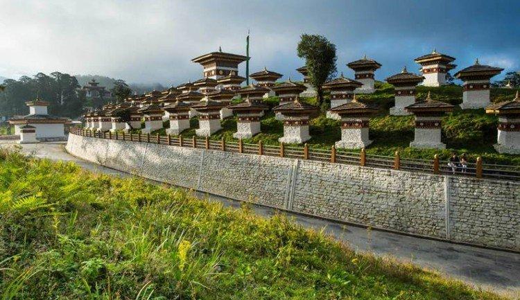 bhutan-dochula-pass