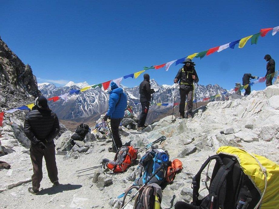 Gokyo Chola passs trekking