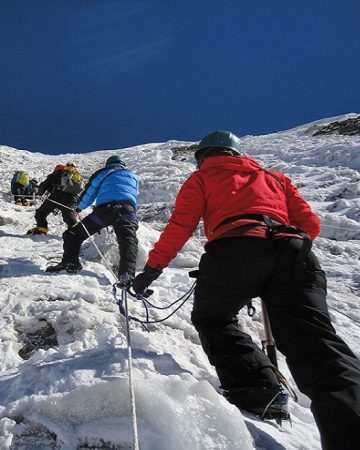 Climbing, Expedition in Nepal