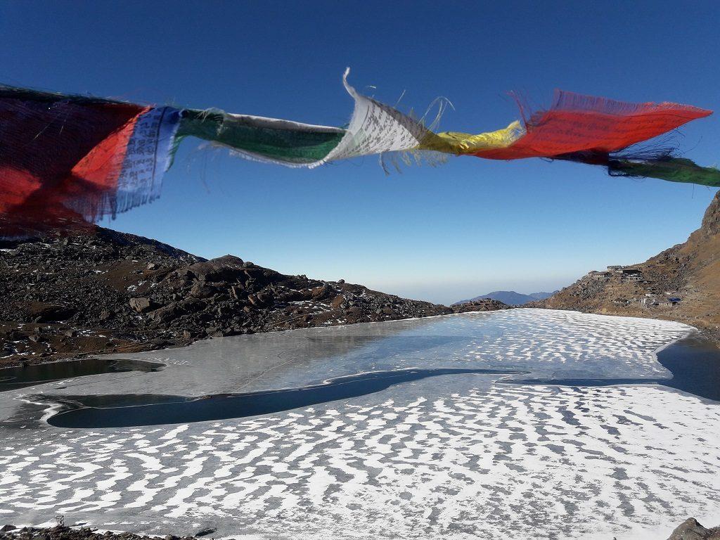 Langtang Gosainkunda Helambu Trekking pilgrimage trek Gosaikunda lake trekking