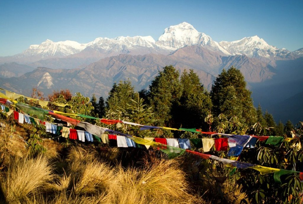 best short popular ghorepani poon hill trekking