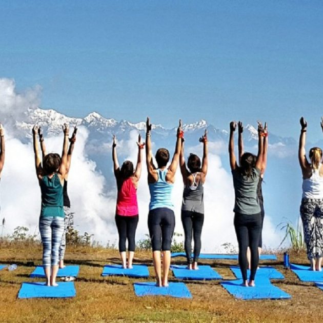 Trekking with Yoga Retreat in Nepal