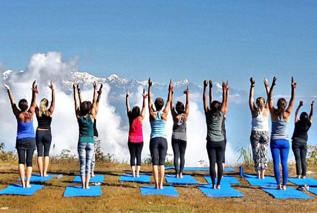 Yoga Retreat in Nepal - Sunrise Adventure Treks and Tour