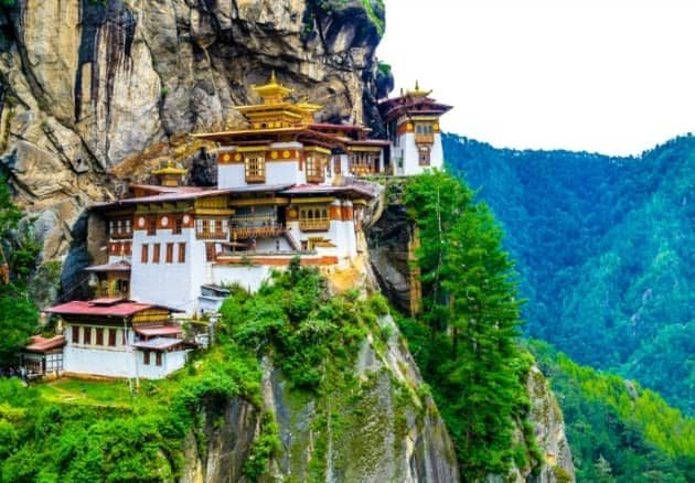 Bhutan tour sightseeing