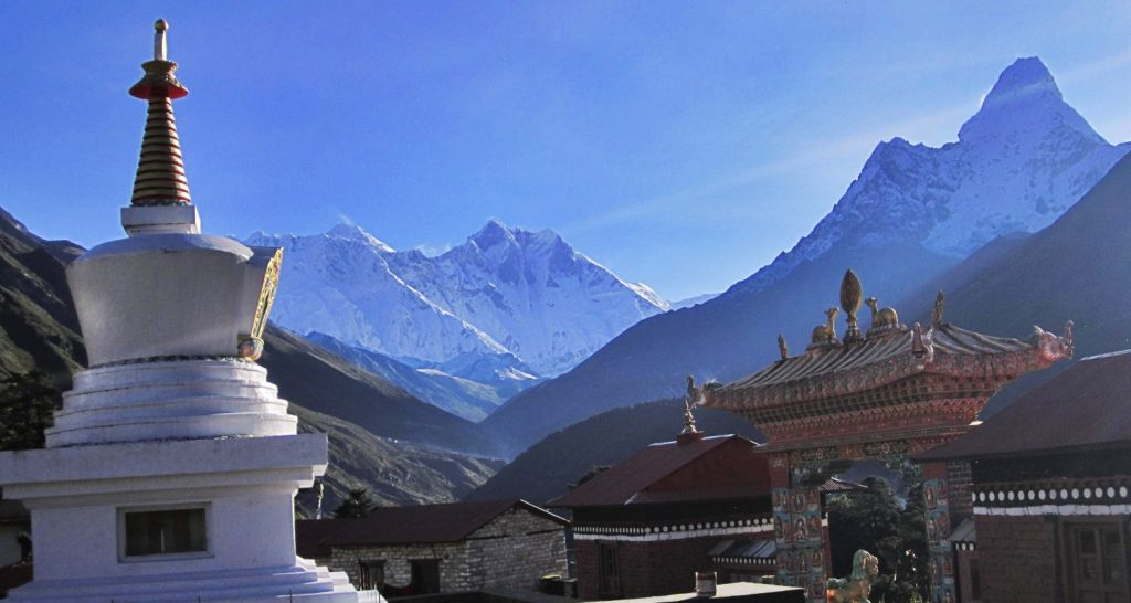 Everest panorama Short Trekking in Nepal
