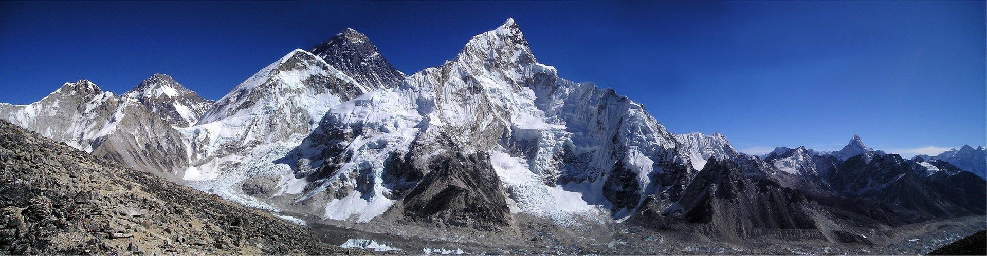 Mt.Everest, wonder of Nepal