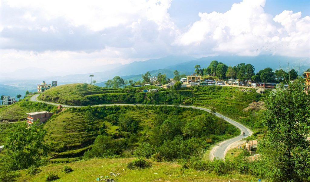 Nagarkot chisapani Hiking Nepal