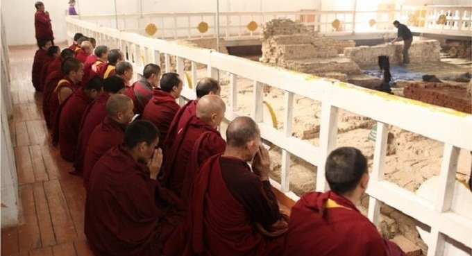Study buddhism in Lumbini, Learning Buddhism in Lumbini Nepal
