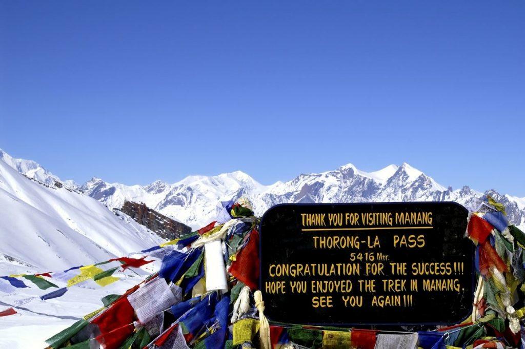 Thorongla pass Trekking