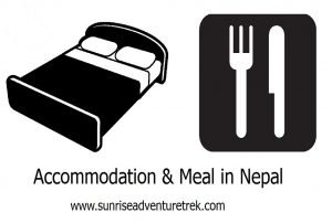 accommodation-meal-in-nepal