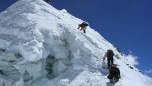 Top 10 Trekking Peaks in Himalaya Nepal island peak climbing expedition