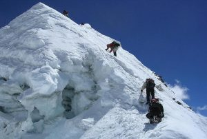 island peak climbing expedition