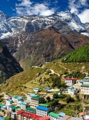 namche best selling trip in Nepal